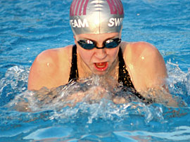 Box Hill Swim Team - Competitive and leisure swimming for kids and adults based in Guldford, Surrey